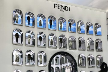 Fendi Reinvents the Pop-Up at Dubai Mall