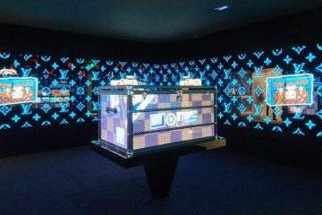 Louis Vuitton brings Time Capsule exhibit to LA