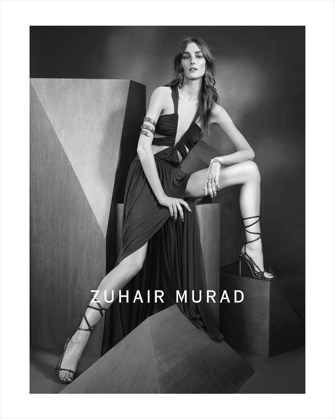 Zuhair Murad Spring 2018 Ad Campaign The Impression Indonesia