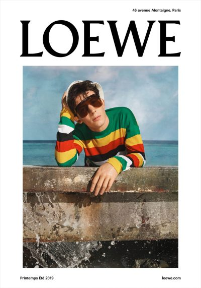 Loewe Spring Summer 2019 Campaign Preview