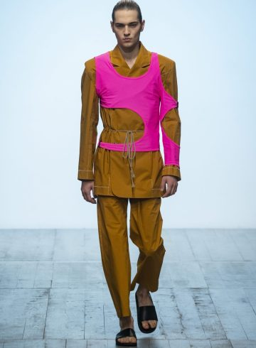 Alex Mullins Spring 2019 Men's Fashion Show