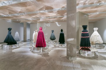 Azzedine Alaïa: The Couturier opened at Design Museum, London