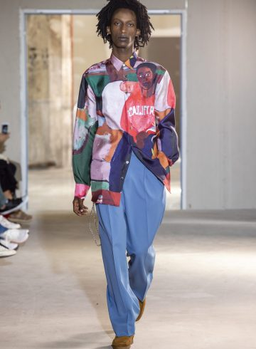 Études Spring 2019 Men's Fashion Show