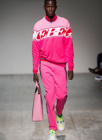 Iceberg Spring 2019 Fashion Show