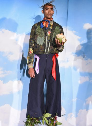 Michiko Koshino Spring 2019 Men's Fashion Show
