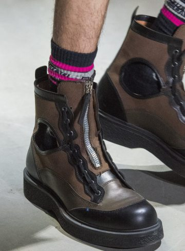 Lanvin Spring 2019 Men's Fashion Show Details