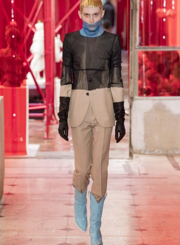 Maison Margiela Spring 2019 Men's Fashion Show