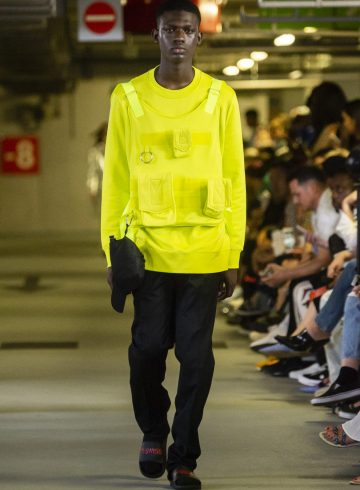 Matthew Miller Spring 2019 Men's Fashion Show