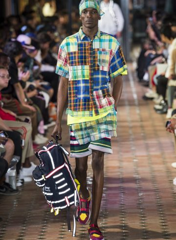 White Mountaineering Spring 2019 Men's Fashion Show