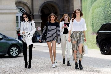 Paris Men's Street Style Spring 2019 Day 5