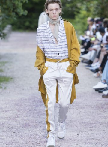 Sean Suen Spring 2019 Men's Fashion Show