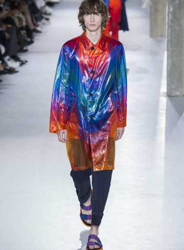 Dries Van Noten Spring 2019 Men's Fashion Show