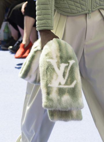 Louis Vuitton Spring 2019 Men's Details