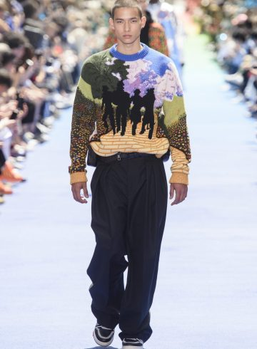 Louis Vuitton Spring 2019 Men's Fashion Show
