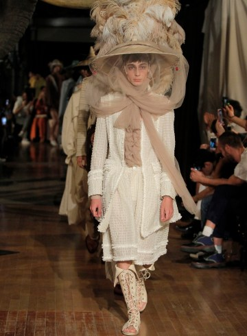 Palomo Spain Spring 2019 Fashion Show