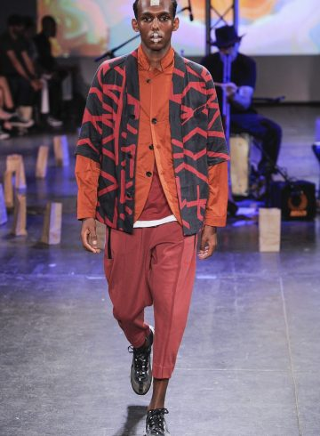 Abasi Rosborough Spring 2019 Fashion Show