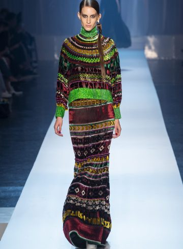 Jean Paul Gaultier Fall 2018 Couture Fashion Show
