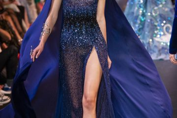 Georges Hobeika Fall 2018 Couture Fashion Show