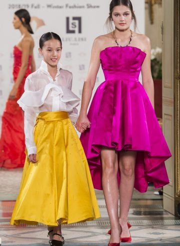 Liu Lisi Fall 2018 Couture Fashion Show