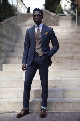New York Men's Sreet Style Spring 2019 Day 1