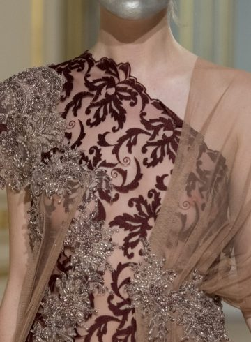 Patuna Fall 2018 Couture Fashion Show Details