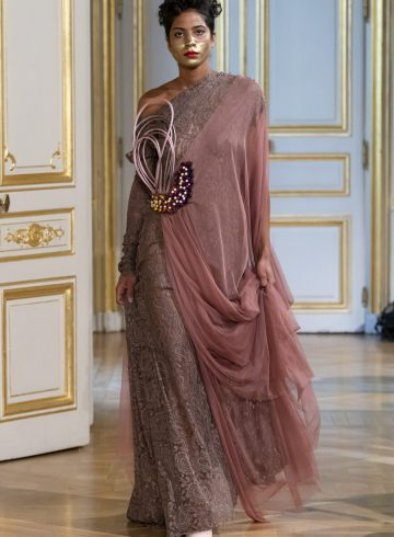 Patuna Fall 2018 Couture Fashion Show
