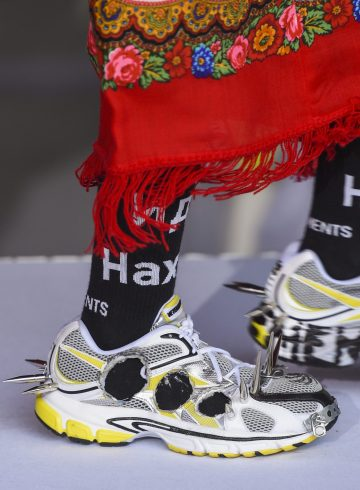 Vetements Spring 2019 Fashion Show Details