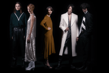 Givenchy Fall 2018 Film Noir Video Falls Victim to Itself