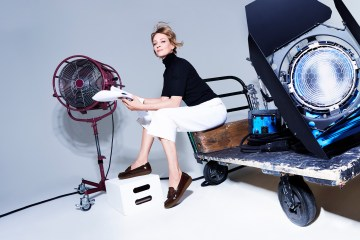 FitFlop Fall 2018 Ad Campaign with Uma Thurman