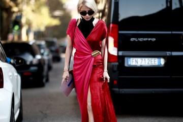 Milan Fashion Week Street Style Spring 2019 Day 5