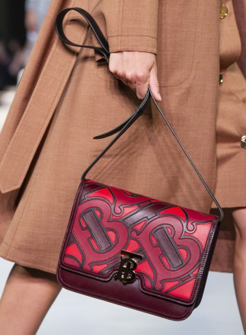 Burberry Spring 2019 Fashion Show Details