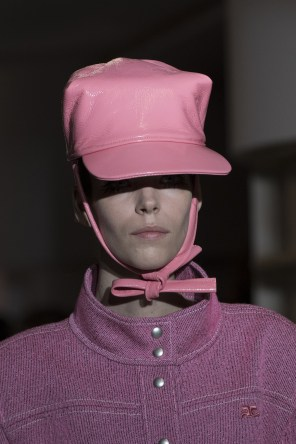 Courreges Spring 2019 Fashion Show Details