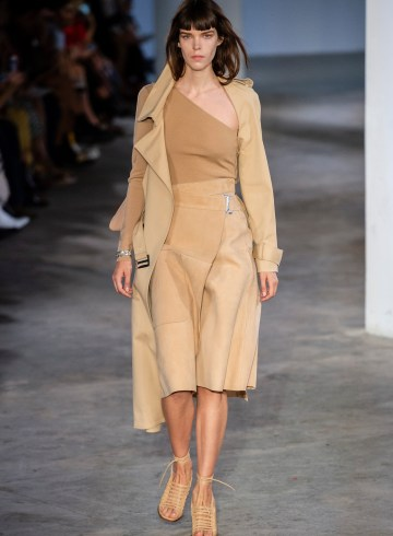 Dion Lee Spring 2019 Fashion Show