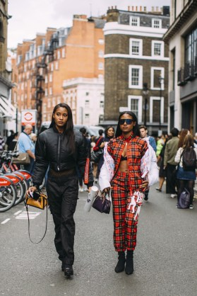 On Street Day 1 Spring 2019 Fashion Show
