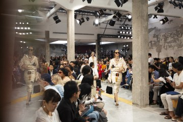 Marni Spring 2019  Fashion Show Atmosphere
