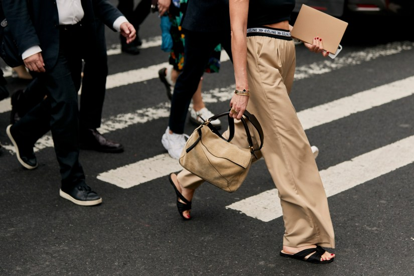 New York Street Style Accessories Spring 2019 Day 8