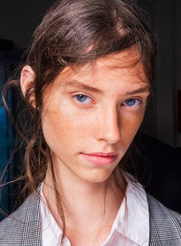Preen By Thornton Bregazzi Spring 2019 Fashion Show Backstage Beauty