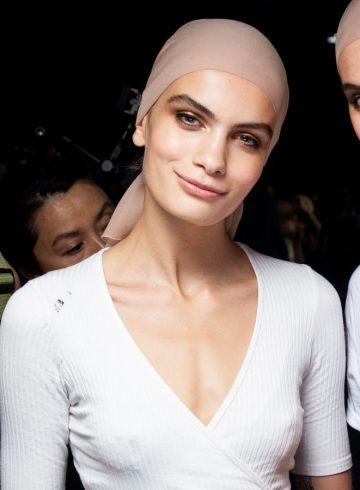 Tom Ford Spring 2019 Fashion Show Backstage Beauty