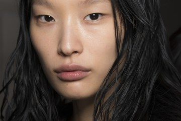 Tome Spring 2019 Fashion Show Backstage Beauty
