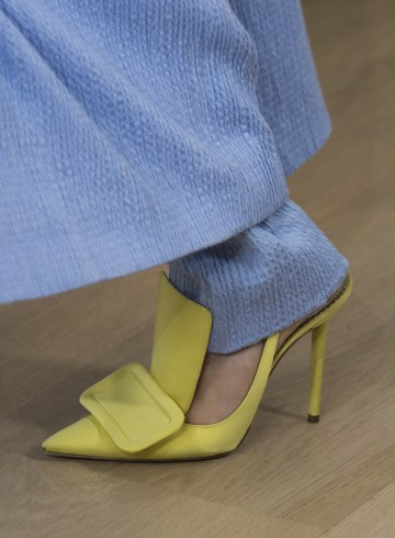Emilia Wickstead Spring 2019  Fashion Show Details