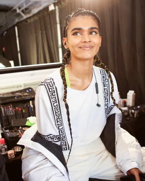 MOSCHINO [tv] H&M Holiday 2018 Fashion Show-backstage-the-impression-021