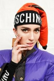 MOSCHINO [tv] H&M Holiday 2018 Fashion Show-backstage-the-impression-033