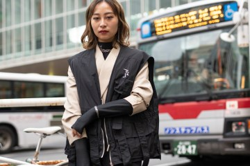 Tokyo Fashion Week Street Style Spring 2019 Day 3