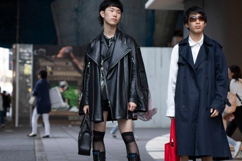 Tokyo Fashion Week Street Style Spring 2019 Day 5