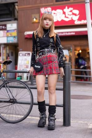 Tokyo str RS19 2046
