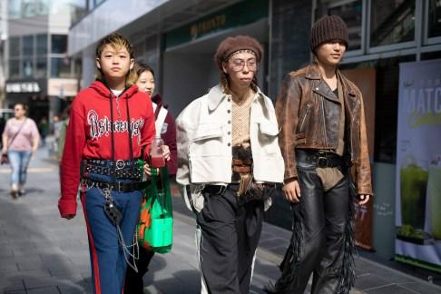 Tokyo str RS19 2315