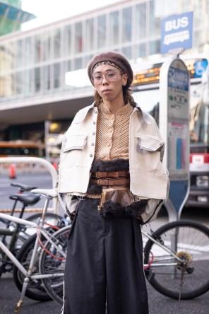 Tokyo str RS19 2746