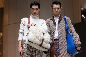 Tokyo Fashion Week Street Style Spring 2019 Day 2