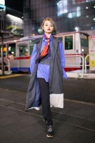 Tokyo str RS19 6927