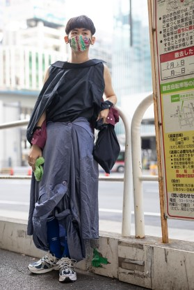 Tokyo str RS19 7452